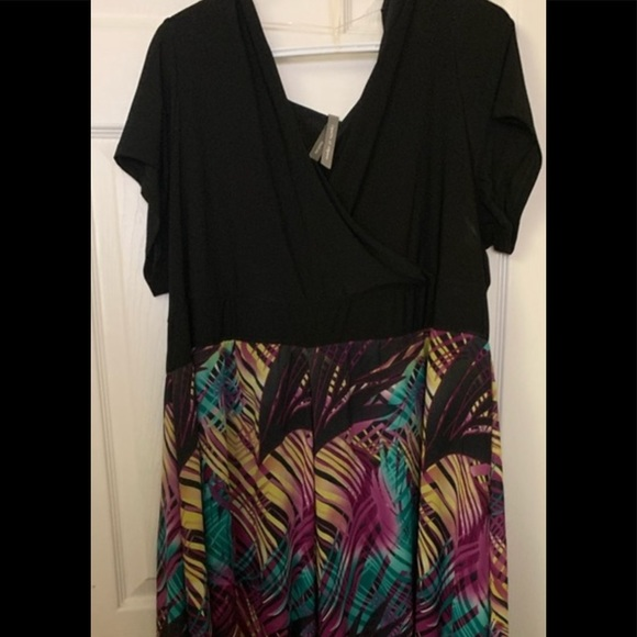 Plus size  24 maxi dress